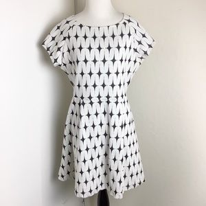 Renee C. Addae Knit Dress Large